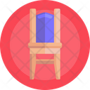 Wooden Chair Furniture Chair Icon