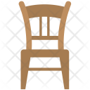 Chair Dining Furniture Icon