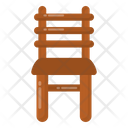 Wooden Chair Icon