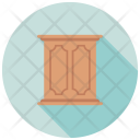 Wooden Cupboard Icon