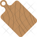 Wooden Cutting Board Icon