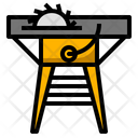 Table Wood Router Icon