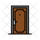 Entrance Door Color Icon