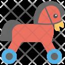 Toy Horse Plush Icon