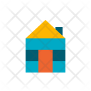 House Home Wood Icon
