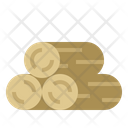 Wooden logging Icon