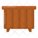 Wooden Table Icon