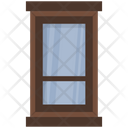 Wooden Window Icon