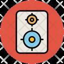 Woofer Speaker Subwoofer Icon