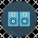 Woofer Speaker Audio Icon