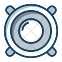 Audio Player Music Player Sound System Icon