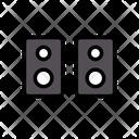 Woofer Speaker Loud Icon