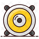 Woofer Audio Player Music Player Icon