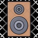Woofer Speaker Newyear Icon