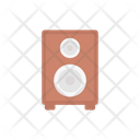 Woofer Speaker Party Icon