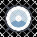 Woofer Speaker Volume Icon