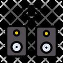 Woofer Speaker Wireless Icon