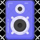 Speaker Woofer Sound Device Icon