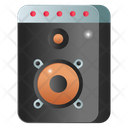 Speaker Woofer Pa System Icon