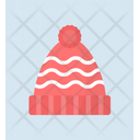 Woolen Cap Icon