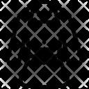Woolen Coat Icon