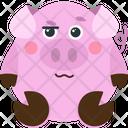Woozy Emoji Emoticon Icon