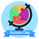 Autism Autism Awareness World Autism Day Icon