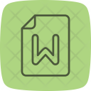 Word Count Checker Icon