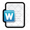 File Document Microsoft Icon