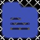 Word Folder Format Doc Icon