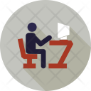 Work Office Education Icon