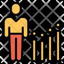 Work Analytics Icon
