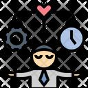 Work Balance Icon