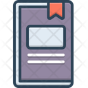 Work Book Icon