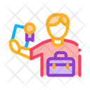 Work Certificate Icon