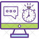 Work Delay Icon