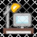 Work Desk Icon