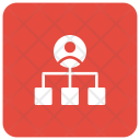 Work Distribution Icon
