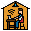 Work Home Office Icon