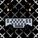 Nternet Keyboard Network Icon