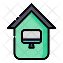 Work From Home Chat Message Icon