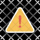 Error Exclamation Alert Icon