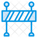 Barrier Boundary Wall Icon