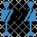 Boundary Wall Block Icon