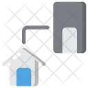 Work On Home Icon