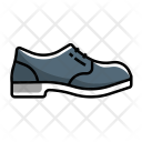 Work Oxford Boot Icon