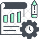 Work Plan And Time Working Plan Working Planning Management Icon