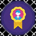 Work Reward Star Reward Icon