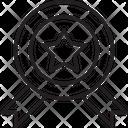 Work Rewards Xp Star Icon