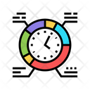 Work Schedule Color Icon